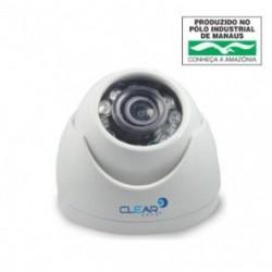 Câmera IP 1 Megapixel 1280X720P dome 12 leds Infrared 15 metros