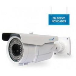 Câmera IP 1 Megapixel Infrared 42 metros com 42 Leds Lente varifocal 2.8~12mm