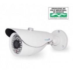 Câmera IP 1.3 Megapixel 1280X960p Infrared 35 metros