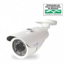 Câmera IP 1.3 Megapixel 1280X960P Infrared 42 metros Lente 8mm