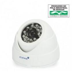 Câmera IP Dome 1.3MP 1280X960P Lente 3,6mm Infrared 25 metros