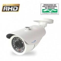 Câmera AHD 1 Megapixel 1/4´´ Infrared 42 metros
