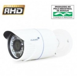 Câmera AHD 2 Megapixel Infrared 25 metros