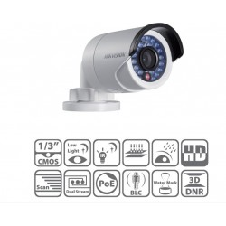 Câmera IP IR Bullet 2 MegaPixel - DS-2CD2020-I