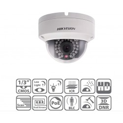 Câmera IP IR Dome 2 MegaPixel - DS-2CD2120-I
