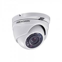 Camera Dome Turbo HD 1080P 2MP IR 20 MTS, IP66 - DS-2CE56D0T-IRM(2.8/3.6/6MM)