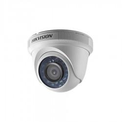 Câmera Dome Turbo HD 1080P 2MP IR 20 MTS, IP66 - DS-2CE56D0T-IRP(2.8/3.6/6MM)