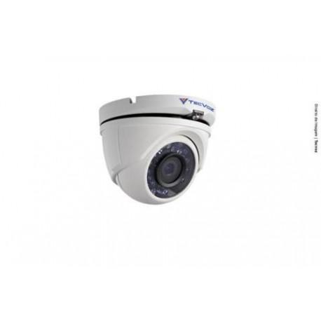 Câmera Dome 2MP HD-TVI IR 20 metros