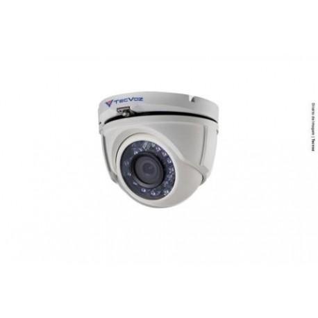 TDM-1028 - Câmera Dome HD-TVI IR 20m
