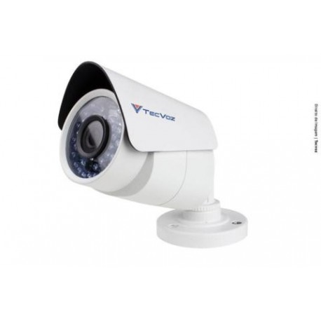 T1-TV2604/E - Câmera Bullet HD-TVI IR 30m