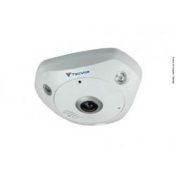 T1-7IP3/B - Câmera IP FishEye IR 10m